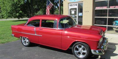 SOLD SOLD - 1955 Chevrolet 210 - 2 door - Bel Air