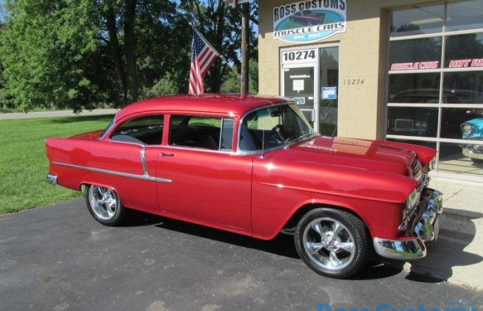 SOLD SOLD - 1955 Chevrolet 210 - 2 door - Bel Air