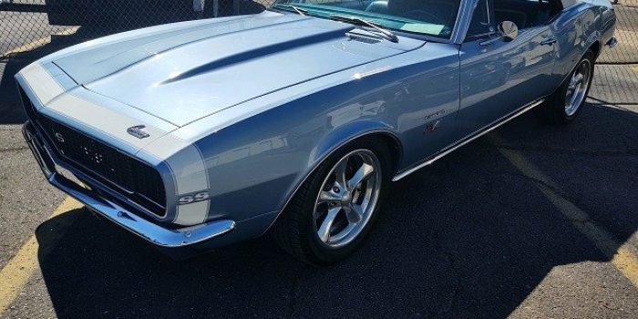 COMING SOON - 1967 Chevrolet Camaro Convertible RS - Big Block