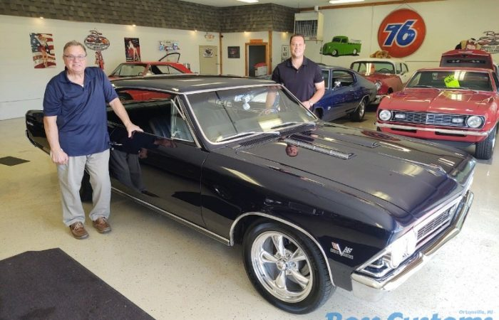 SOLD BEFORE ADVERTISED - 1966 Chevrolet Chevelle SS 396 - 4 speed