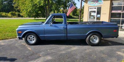 FOR SALE - 1972 Chevrolet Pro-Street C10 pickup - 502 Big Block - $23,900