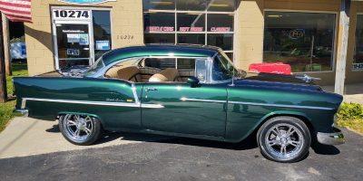 SALE PENDING - 1955 Chevrolet Bel Air 2 door Hardtop