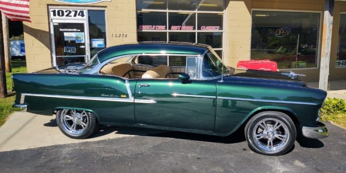 SALE PENDING - 1955 Chevrolet Bel Air 2 door Hardtop