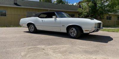 COMING SOON - 1972 Oldsmobile Cutlass 442 - 455 - #'s match