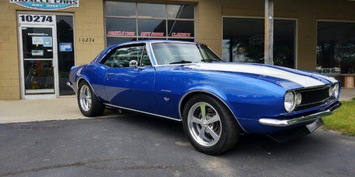 SOLD BEFORE ADVERTISED - 1967 Chevrolet Camaro - Resto-Mod - 540 big block