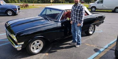 SOLD SOLD - 1963 Chevrolet Nova SS 383 - 4 speed
