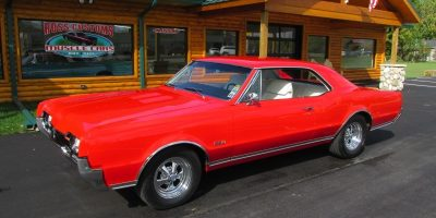 FOR SALE - 1967 Oldsmobile Cutlass 442 - #'s match - $39,900