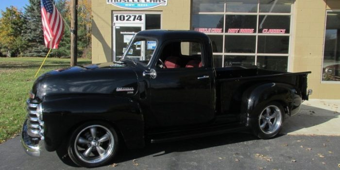 SOLD SOLD - 1948 Chevrolet 3100