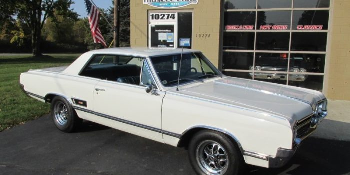 FOR SALE - 1965 Oldsmobile Cutlass 422 - $25,900