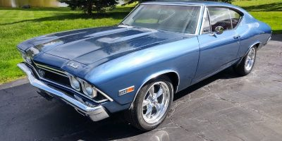 COMING SOON - 1968 Chevrolet Chevelle SS - 4 speed - 138 VIN