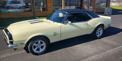 FOR  SALE - 1968 Chevrolet Camaro RS/SS 396 - 4 speed - $44,900
