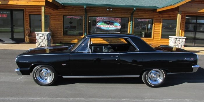 SOLD SOLD - 1964 Chevrolet Malibu Chevelle SS