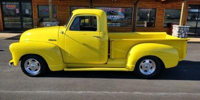 FOR SALE - 1948 Chevrolet 3100 Pickup - $35,900