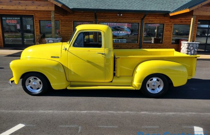 SOLD SOLD - 1948 Chevrolet 3100 Pickup