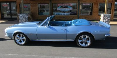 FOR SALE - 1967 Chevrolet Camaro RS/SS - Big Block - Convertible - $46,900