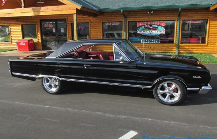 SOLD SOLD - 1967 Plymouth Satellite 440