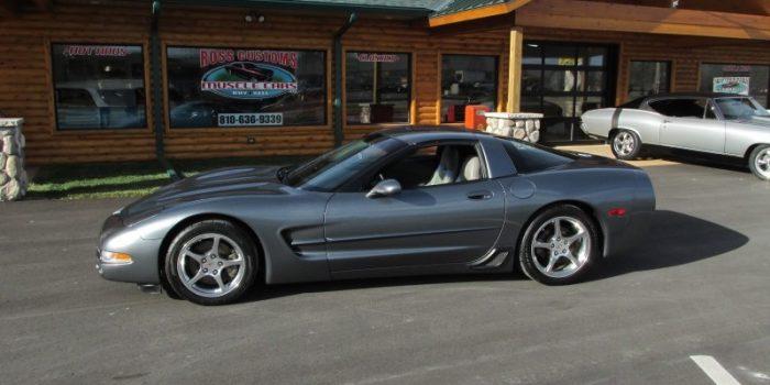 SOLD SOLD - 2003 Chevrolet Corvette Targa
