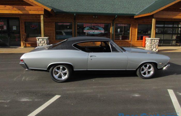 SOLD SOLD - 1968 Chevrolet Chevelle Malibu