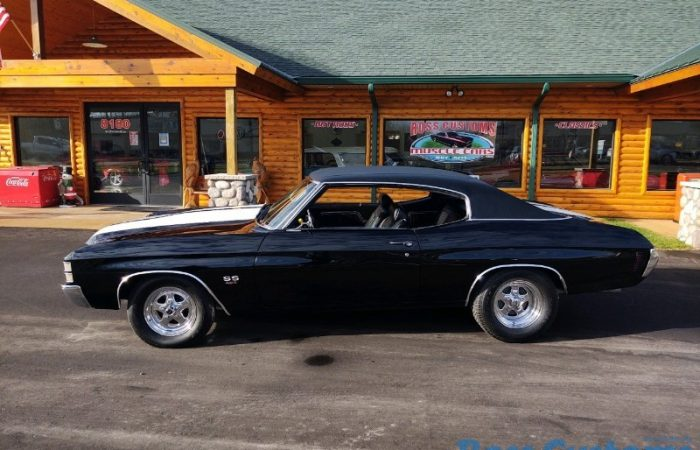 SOLD SOLD - 1971 Chevrolet Chevelle SS 454