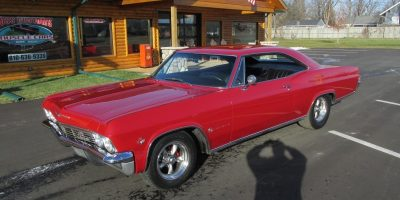 FOR SALE - 1965 Chevrolet Impala - LS Twin Turbo - $41,900