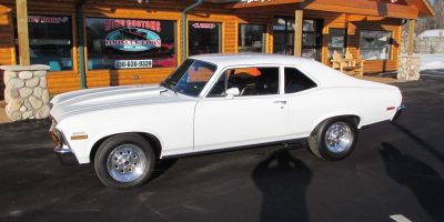 FOR SALE - 1972 Chevrolet Nova SS 383 - $33,900