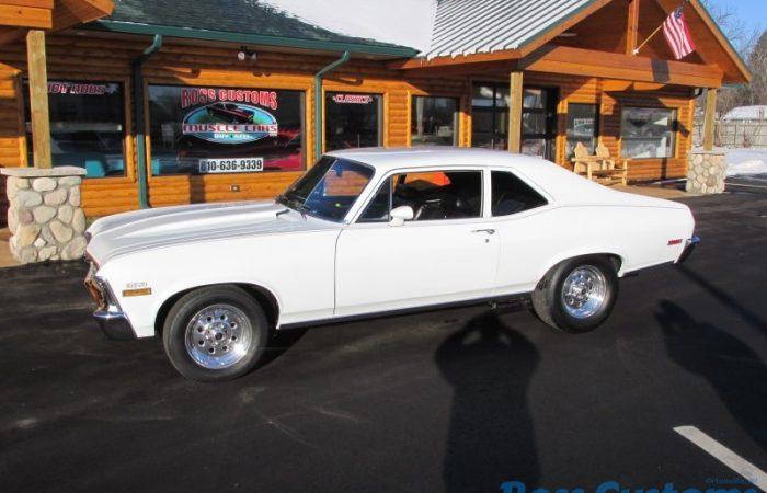 SOLD SOLD - 1972 Chevrolet Nova SS 383