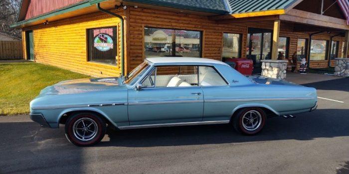 SOLD SOLD - 1964 Buick Skylark