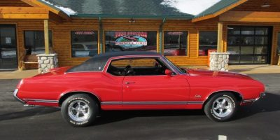 FOR SALE - 1970 Oldsmobile Cutlass S - $26,900