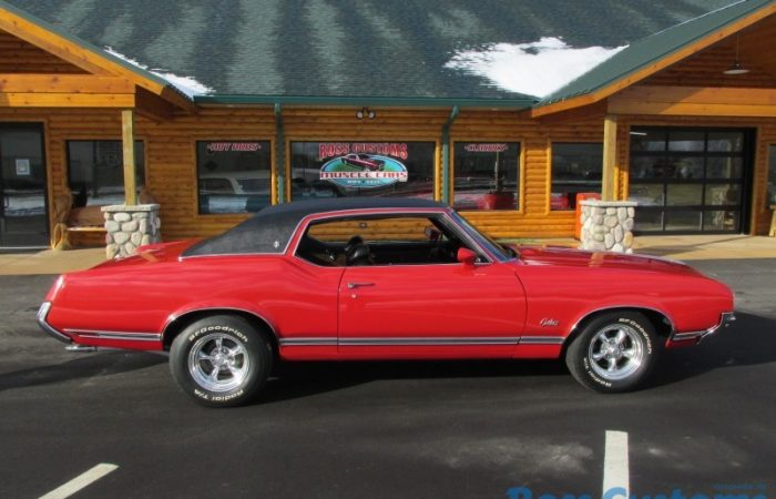 SOLD SOLD - 1970 Oldsmobile Cutlass S