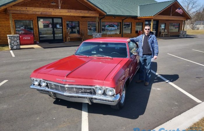 SOLD SOLD - 1965 Chevrolet Impala - LS Twin Turbo