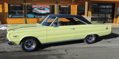 FOR SALE - 1967 Plymouth Belvedere GTX - $48,900