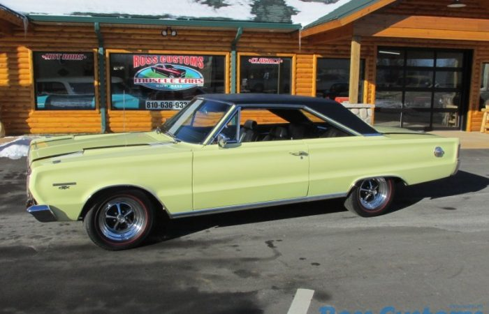 SOLD SOLD - 1967 Plymouth Belvedere GTX