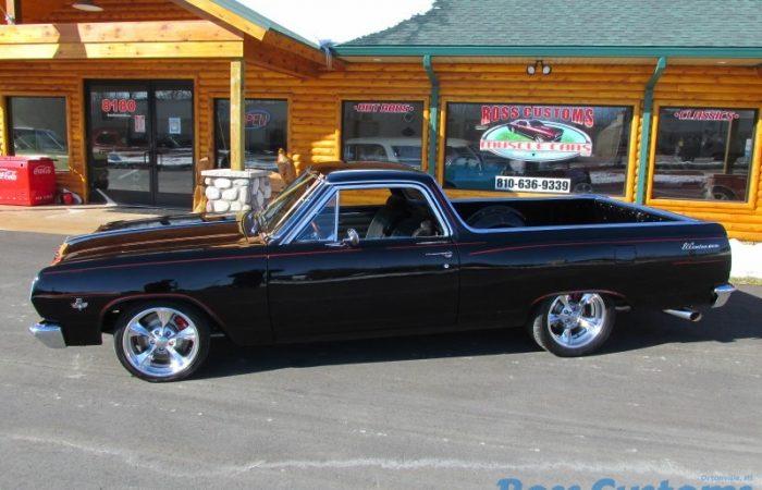 SOLD SOLD - 1965 Chevrolet El Camino Resto-Mod