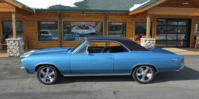 SALE PENDING - 1967 Chevrolet Chevelle SS - Resto-Mod