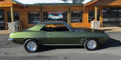 FOR SALE - 1969 Pontiac Firebird - $30,900