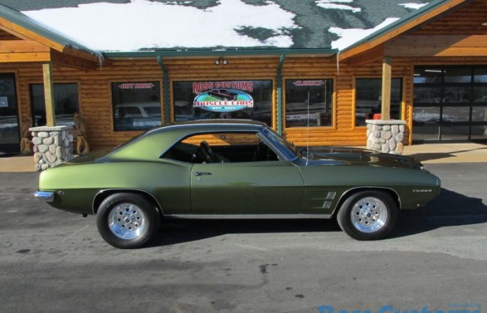 SOLD SOLD - 1969 Pontiac Firebird