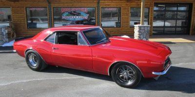 JUST ARRIVED - 1967 Chevrolet Camaro - LSX 454