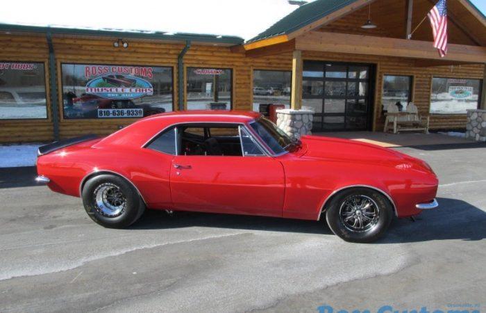 SOLD SOLD - 1967 Chevrolet Camaro SS - LSX - Resto-Mod