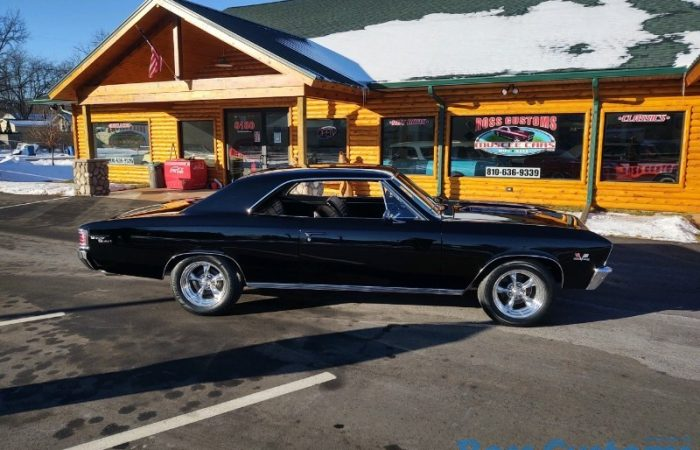 SOLD SOLD - 1967 Chevrolet Chevelle SS 396 - 4 speed - 138 VIN