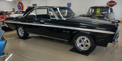 JUST ARRIVED - 1965 Plymouth Belvedere