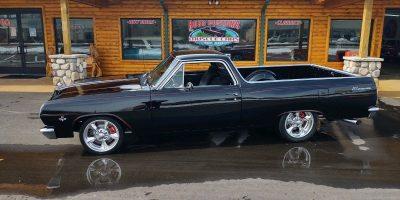 JUST ARRIVED - 1965 Chevrolet El Camino Resto-Mod