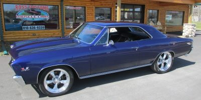 SOLD SOLD - 1967 Chevrolet Chevelle SS Resto-Mod