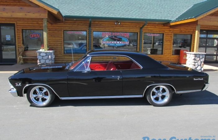SOLD SOLD - 1966 Chevrolet Chevelle SS 396 - 4 speed