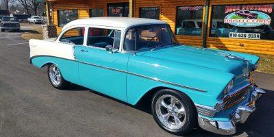 FOR SALE - 1956 Chevrolet 210 - Bel Air -  $45,900