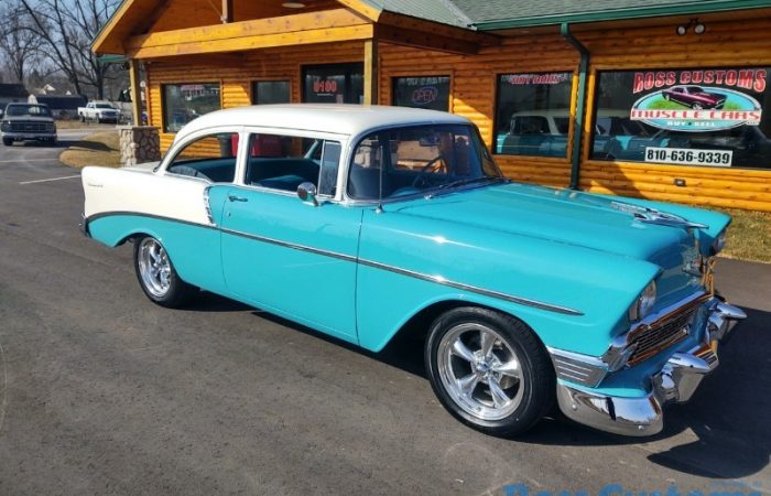 FOR SALE - 1956 Chevrolet 210 - Bel Air -  $45,900