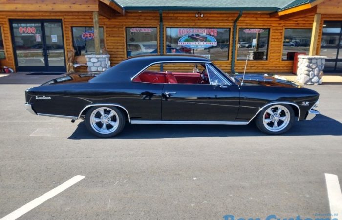 JUST ARRIVED - 1966 Chevrolet Chevelle SS 396 - 4 speed - $46,900