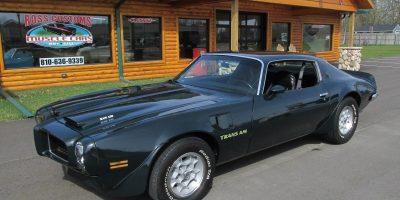 FOR SALE - 1973 Pontiac Formula Trans AM - $36,900