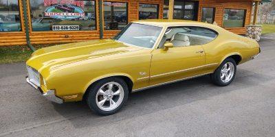 FOR SALE - 1971 Oldsmobile Cutlass S - $26,900