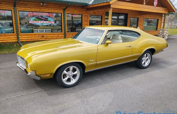 FOR SALE - 1971 Oldsmobile Cutlass S - $26,900
