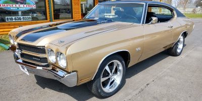 FOR SALE - 1970 Chevrolet Chevelle SS 454 - 4 speed - $52,900